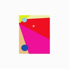 Colorful abstraction Collage Prints