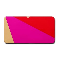 Colorful abstraction Medium Bar Mats