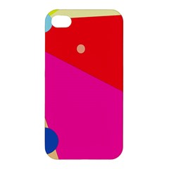 Colorful abstraction Apple iPhone 4/4S Premium Hardshell Case