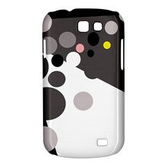 Gray, yellow and pink dots Samsung Galaxy Express I8730 Hardshell Case