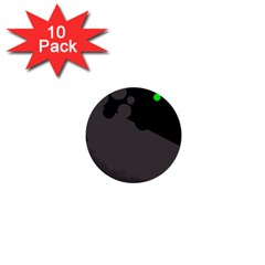 Colorful dots 1  Mini Buttons (10 pack)