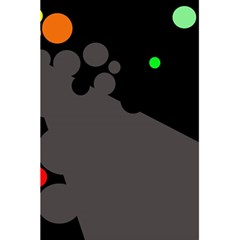 Colorful dots 5.5  x 8.5  Notebooks