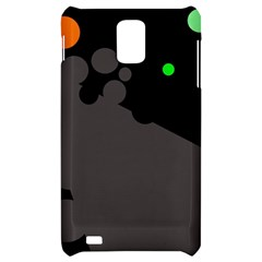 Colorful dots Samsung Infuse 4G Hardshell Case