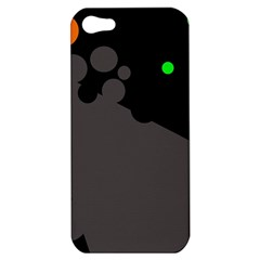 Colorful dots Apple iPhone 5 Hardshell Case