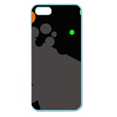Colorful dots Apple Seamless iPhone 5 Case (Color)