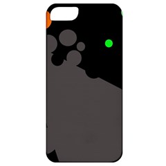Colorful dots Apple iPhone 5 Classic Hardshell Case
