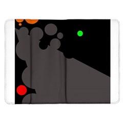 Colorful dots Kindle Fire (1st Gen) Flip Case