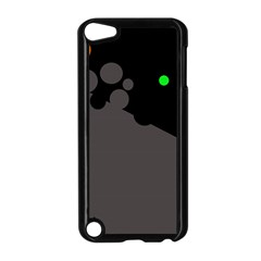 Colorful dots Apple iPod Touch 5 Case (Black)