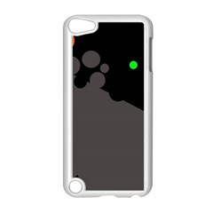 Colorful dots Apple iPod Touch 5 Case (White)