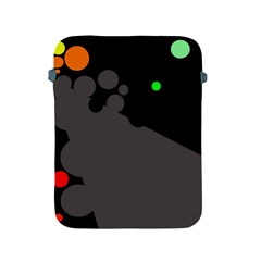 Colorful Dots Apple Ipad 2/3/4 Protective Soft Cases