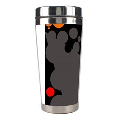 Colorful dots Stainless Steel Travel Tumblers