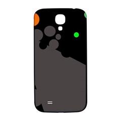Colorful dots Samsung Galaxy S4 I9500/I9505  Hardshell Back Case