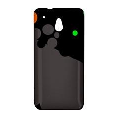Colorful dots HTC One Mini (601e) M4 Hardshell Case