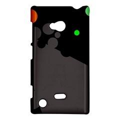 Colorful dots Nokia Lumia 720