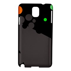Colorful dots Samsung Galaxy Note 3 N9005 Hardshell Case