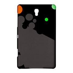 Colorful dots Samsung Galaxy Tab S (8.4 ) Hardshell Case