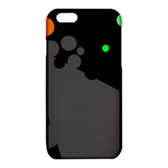 Colorful dots iPhone 6/6S TPU Case