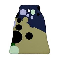 Elegant dots Ornament (Bell)