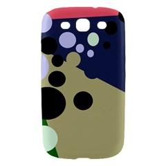Elegant dots Samsung Galaxy S III Hardshell Case