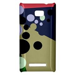 Elegant dots HTC 8X