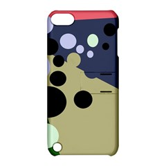 Elegant dots Apple iPod Touch 5 Hardshell Case with Stand