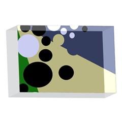 Elegant dots 4 x 6  Acrylic Photo Blocks