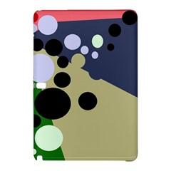 Elegant dots Samsung Galaxy Tab Pro 12.2 Hardshell Case