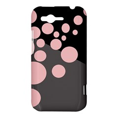 Pink dots HTC Rhyme