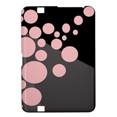 Pink dots Kindle Fire HD 8.9