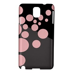 Pink dots Samsung Galaxy Note 3 N9005 Hardshell Case