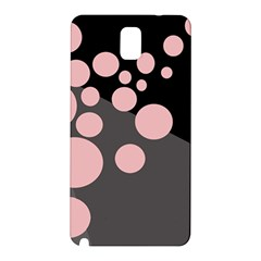 Pink dots Samsung Galaxy Note 3 N9005 Hardshell Back Case