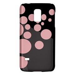 Pink dots Galaxy S5 Mini