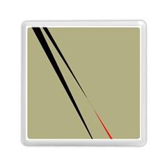 Elegant lines Memory Card Reader (Square)