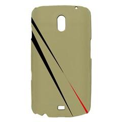 Elegant lines Samsung Galaxy Nexus i9250 Hardshell Case