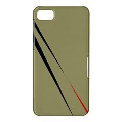 Elegant lines BlackBerry Z10