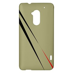 Elegant lines HTC One Max (T6) Hardshell Case