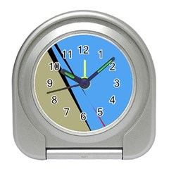 Elegant lines Travel Alarm Clocks