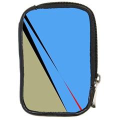 Elegant lines Compact Camera Cases