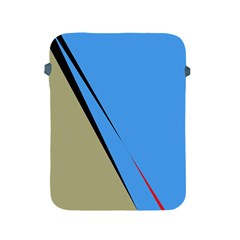 Elegant lines Apple iPad 2/3/4 Protective Soft Cases