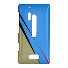 Elegant lines Nokia Lumia 928