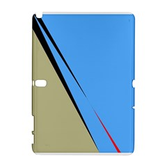 Elegant lines Samsung Galaxy Note 10.1 (P600) Hardshell Case