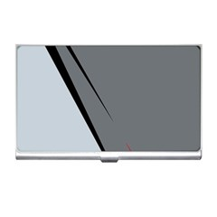 Elegant gray Business Card Holders