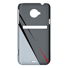 Elegant gray HTC Evo 4G LTE Hardshell Case
