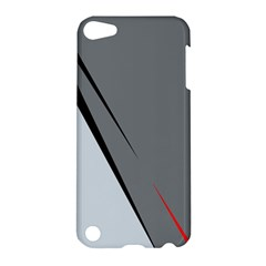 Elegant gray Apple iPod Touch 5 Hardshell Case