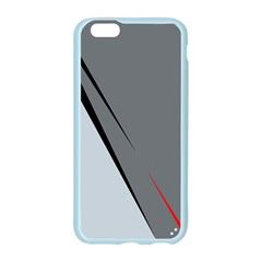 Elegant gray Apple Seamless iPhone 6/6S Case (Color)
