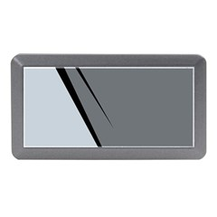 Elegant gray Memory Card Reader (Mini)