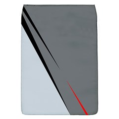 Elegant gray Flap Covers (S)