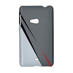 Elegant gray Nokia Lumia 625