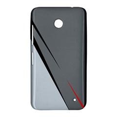 Elegant gray Nokia Lumia 630