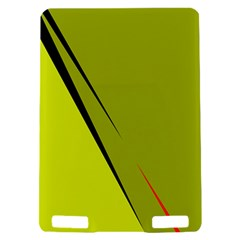 Yellow elegant design Kindle Touch 3G